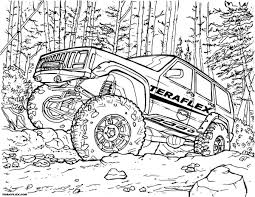 Small Picture jeep coloring pages 100 images army jeep coloring pages safari
