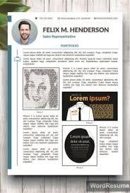 Professional Curriculum Vitae Design + Cover Letter + Portfolio ...