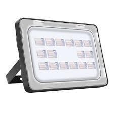 Bowfishing Flood Lights 2x 50w Warm White Led Flood Light Fixtures Outdoor Security Lighting Spotlight