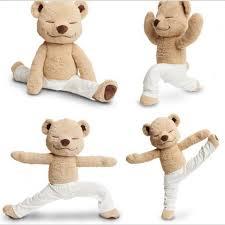big 1pc 40cm 60cm yogi bear plush toys cute soft stuffed s bear dolls for children s birthday gifts