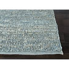 sisal rug with blue border designs