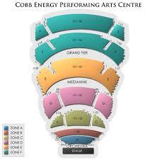 Cobb Energy Center Seating Chart 5 Cobb Energy Performing Arts Centre Gt Level Cobb Energy
