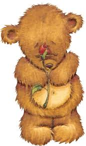 i m sorry please forgive me teddy bear