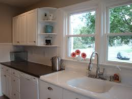 Glamorous Kitchen Sink Backsplash Ideas Photo Design Ideas