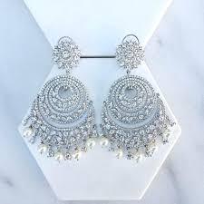 pearl chandelier earrings pearl chandelier earrings aim gold pearl statement chandelier earrings