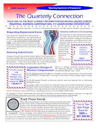 Submitting quarterly contribution and wage reports. Http Www Wyomingworkforce Org Docs Wc Ui Qc 2009 Q2 Pdf