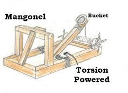 torsion catapult blueprints. mangonel drawing torsion catapult blueprints a