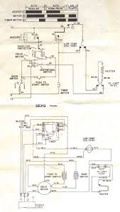 hotpoint wiring diagrams sample wiring diagrams appliance aid dryer parts
