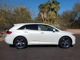 2012 Used Toyota Venza 4dr Wagon V6 FWD Limited at Red Rock ...