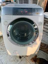 Máy giặt National NA-VR1100R còn đẹp - chodocu.com