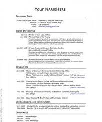 Writing An Effective Cv Expatriate Job Market News Job Market