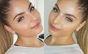 how to make my face glow with makeup