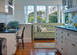 Beach Cottage Decorating Ideas  White For Easy Yet Elegant Beach Coastal Cottage Kitchen Ideas