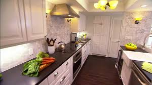 Kitchen Floor Remodel Black Kitchen Cabinets Pictures Ideas Tips From Hgtv Hgtv