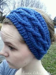 Knit Ear Warmer Pattern Gorgeous Earwarmer Headband Knitting Patterns In The Loop Knitting