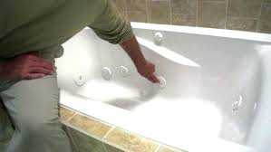 vinegar to clean bathtub jets ideas