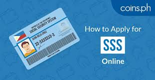 Coins Get Online Application Sss Your To Id How ph