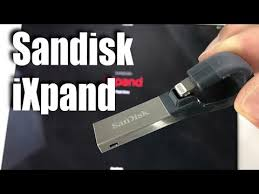 SanDisk iXpand <b>Flash Drive</b> for <b>iPhone</b> and <b>iPad</b> Review - YouTube