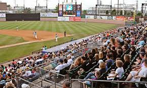Any 2015 Regular Season Bridgeport Bluefish Home Game For Two Or Four At The Ballpark At Harbor Yard Up To 42 Off