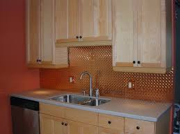 Copper Backsplash Kitchen Copper Tile Backsplash Kitchen Ideas Unique Backsplash
