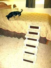 dog bed stairs dog bed stairs bed steps for small dogs dog beds plans pet stairs