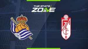 2019-20 Spanish Primera – Real Sociedad vs Granada Preview & Prediction -  The Stats Zone