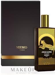 <b>Memo African Leather</b> - Парфюмированная вода: купить по ...