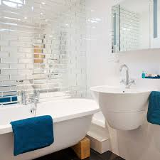 Bathroom With Tiles Optimise Your Space With These Small Bathroom Ideas