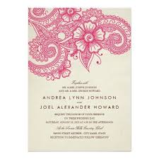 7 Gorgeous Mehndi Designs For Indian Wedding Invitations