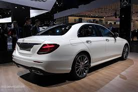 2016 mercedes benz e class 2 1 e220 cdi bluetec amg line 7g tronic plus wh65oud | review and test drive thanks for. 2017 Mercedes Benz E Class Unveiled At The 2016 Detroit Auto Show Autoevolution