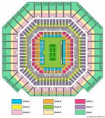 Proper Billie Jean King Tennis Center Seating Chart 2019