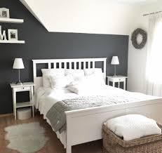 Kleines Wohndesign Wandgestaltung Deko Farbton Schlafzimmer Wand Ideen  Weiss Braun Zum 2017