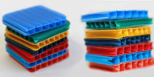 corrugated plastic coroplast sort by