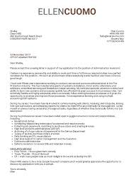 Cover Letter Examples By Real People Service Administrator