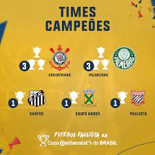OS PAULISTAS... - Federação Paulista de Futebol - FPF