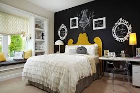 Writing Slate Paint Has Turned Into A Sweetheart In The Plan World Fascinating Paint Designs For Bedroom Creative Plans