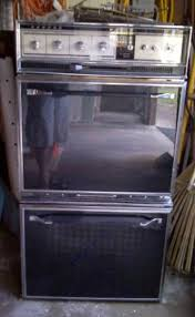 similiar tappan double oven range manual keywords the lower oven has removable panels that go in the the upper oven