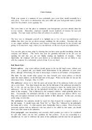 Cover Letter Tips   Outline  How to write a cover letter  toubiafrance com