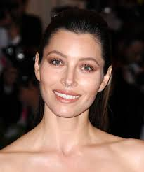 jessica biel met ball 2016 nose ring and a smile