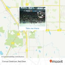 How To Get To Enmax Centrium In Red Deer By Bus Moovit