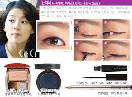 monolids makeup natural eyes korean makeup ariska korean for pue s