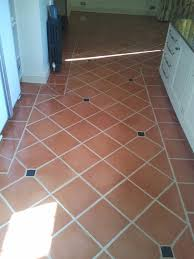 Terracotta Floor Tiles Kitchen Tile And Stone Problem Solvers Tile Cleaners Tile Cleaning