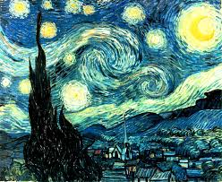 starry night analysis com starry night