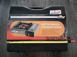Обзор от покупателя на Плита <b>газовая Kovea</b> TKR-9507 ...