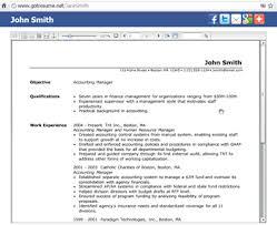 Build A Resume Online Free Sonicajuegos Com