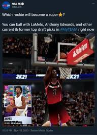 Lamelo ball's full details including attributes, animations, tendencies, coach boosts, shoe boosts, upgradable badges, evolutions (stats and badge upgrades), dynamic duos. Nba 2k21 Rookie Ratings Are Live Anthony Edwards James Wiseman Lamelo Ball Myteam More