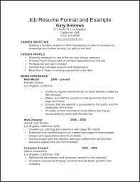 Resume Templates High School Students No Experience Examples Of ...