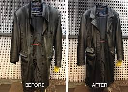leather coat repair