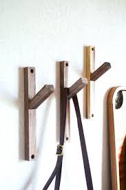 interior modern wall coat rack hook hooks complex casual 10 modern wall hooks