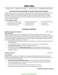 Typical Sales Manager Resume Format Download Sale Manager Resumes